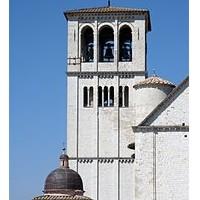 Campanile Assisi Umbria