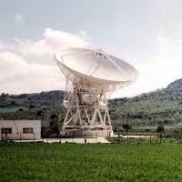Radiotelescopio di Noto Siracusa in Sicilia