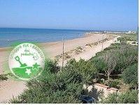 Bandiera verde alla spiaggia di Tre Fontane, Trapani