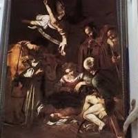Caravaggio's Nativity in Palermo