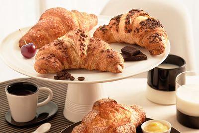Buono colazione di prima classe dall'Austria